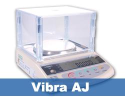 Vibra AJ precisie weegschaal