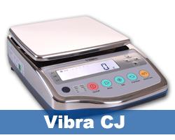Vibra CJ precisie weegschaal