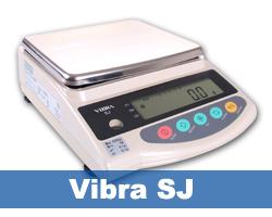 Vibra SJ precisie weegschaal